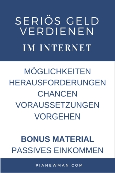 Seriös Geld verdienen im Internet: Die ganze Reihe + Bonus Material
