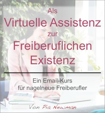 Als virtuelle Assistenz zur freiberuflichen Existenz: online Email-Kurs