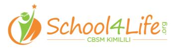 School4Life Logo