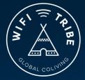Wifi Tribe Logo